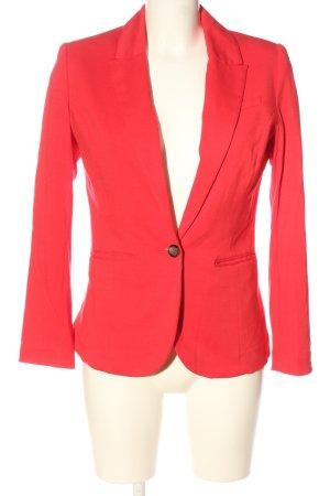 H&M Klassischer Blazer rot Business-Look