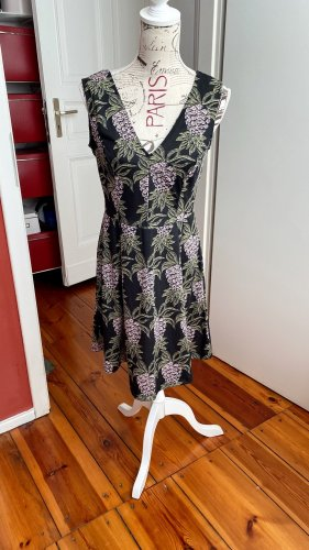 H&M Kleid Ananas Print Gr. M Hängerchen