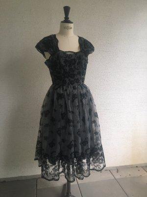 H&M Kleid Ausbrennersamt