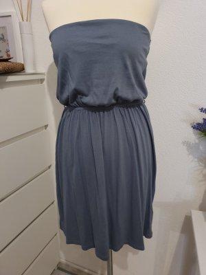 H&M Kleid blau Gr. M