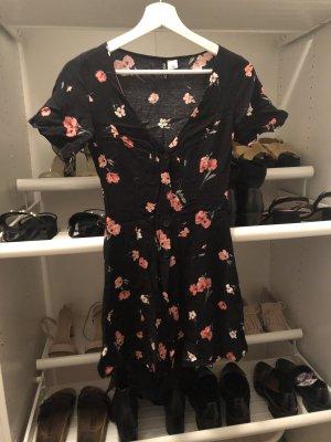 H&m Kleid Blumen