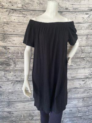 H&M Kleid Carmen Ausschnitt Gr XL