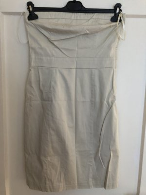 H&M Kleid Creme Neu Gr. 38