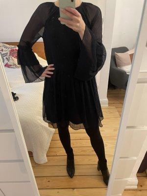 H&M Kleid dunkelblau Gr. 36 S
