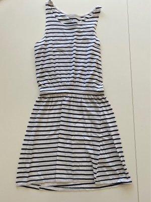 H&M Kleid gestreift
