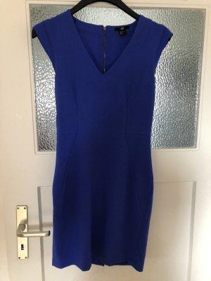 H&M Kleid Gr.34 blau