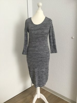 H&M Kleid grau Gr. S / 36