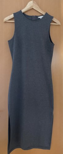 H&M Kleid grau Gr. S