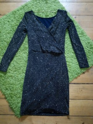 Woman for H&M Dress black-gold-colored