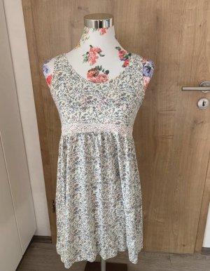 H&M Kleid mit Blumenprint in Gr. S