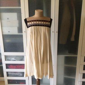 H&M Vestido babydoll multicolor Algodón