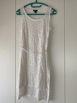 H&M Kleid mit Leoprint Gr. S