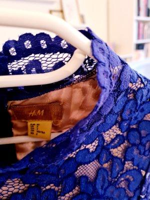 H&M Robe crayon bleu