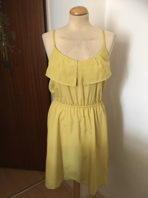 H&M Kleid mit Volants Gr 38