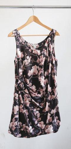 H&M Kleid - Orchideen