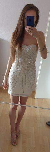 H&M Sequin Dress cream