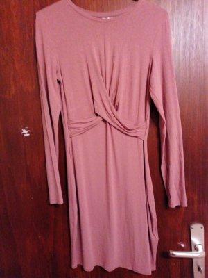 H&M Kleid Rosa Gr. 38 Eng