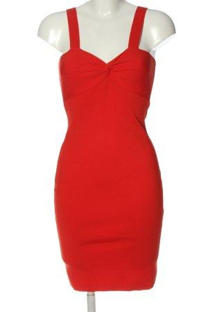 H&M Kleid rot Elegant