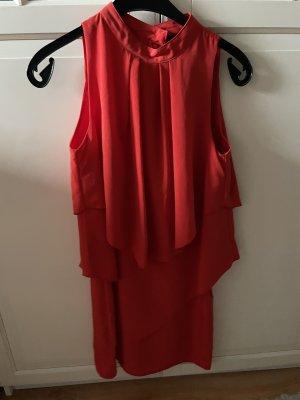 H&M Kleid Rot Gr. 34