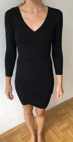 H&M Kleid S schwarz
