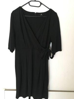H&M Kleid schwarz L