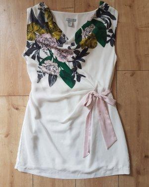 H&M Robe tunique multicolore