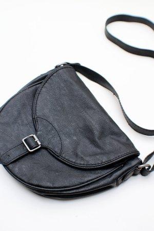 H&M, kleine schwarze Umhängetasche
