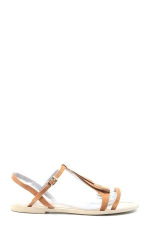 H&M Sandalo comodo marrone stile casual