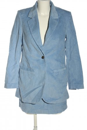 H&M Kostüm blau Business-Look