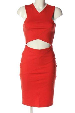 H&M Tailleur rouge style décontracté