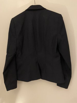 H&M Kostum Blazer und Rock dunkelblau