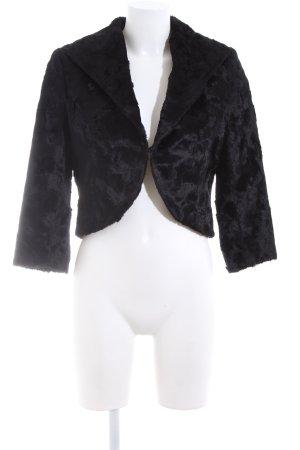 H&M jacke schwarz Elegant