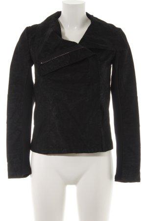 H&M jacke schwarz Casual-Look