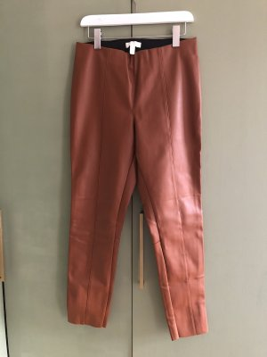 H&M Leggings brown-cognac-coloured