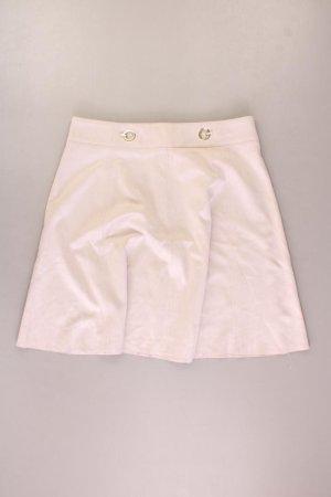 H&M Spódnica z imitacji skóry Wielokolorowy Poliester