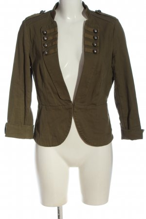 H&M Kurz-Blazer khaki Casual-Look