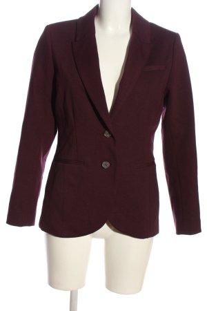 H&M Kurz-Blazer rot Casual-Look