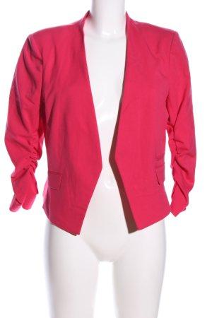 H&M Short Blazer red business style