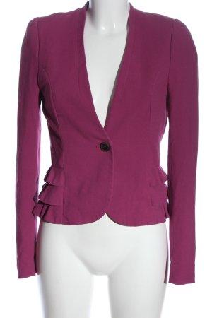 H&M Short Blazer pink casual look