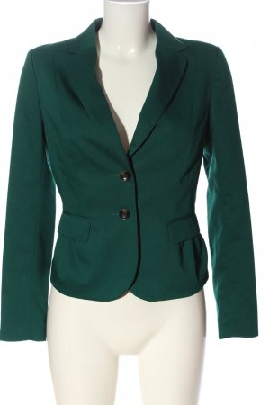 H&M Kurz-Blazer grün Casual-Look