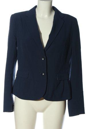 H&M Kurz-Blazer blau Casual-Look