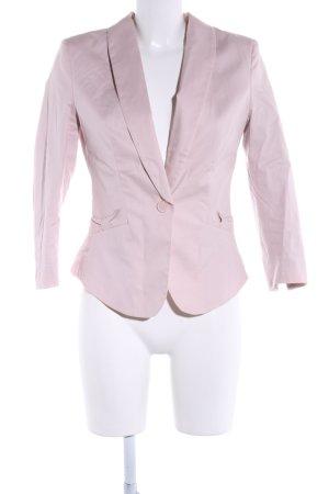 H&M Kurz-Blazer pink Casual-Look