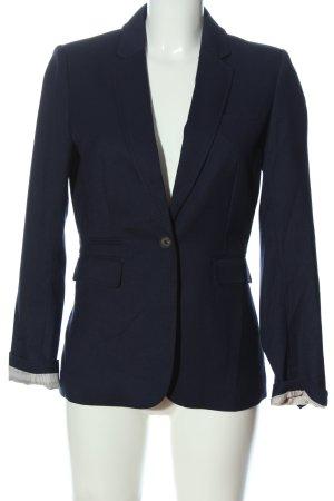 H&M Short Blazer blue business style