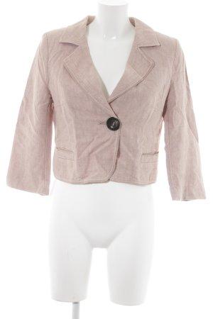 H&M Kurz-Blazer camel Business-Look