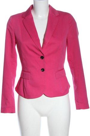 H&M Kurz-Blazer pink Business-Look