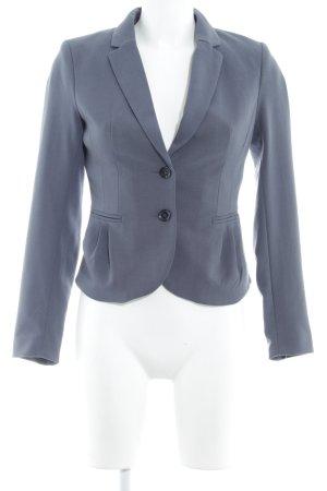 H&M Korte blazer grijs-roségoud elegant