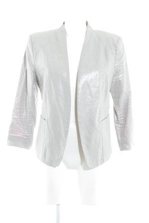 H&M Kurz-Blazer hellbeige extravaganter Stil