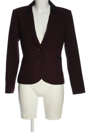 H&M Korte blazer rood elegant