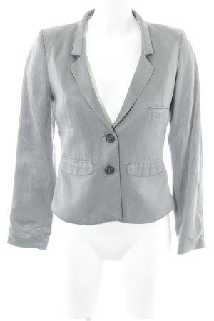 H&M Short Blazer silver-colored elegant