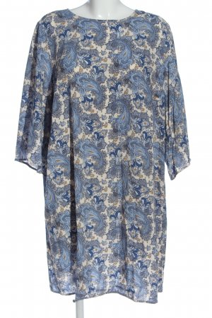H&M Blusenkleid abstraktes Muster Casual-Look